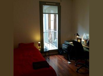 Appartager FR - Chambre simple dans beau T3 contemporain - Bacalan, Bordeaux - €400