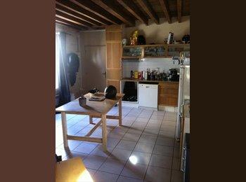 Appartager FR - 80 m² cherche 1 colocataire - Carrières-sur-Seine, Carrières-sur-Seine - €565