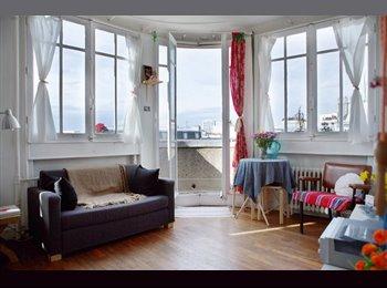 Appartager FR - Chambre en coloc disponible à Tolbiac/Place d'It! - 13ème Arrondissement, Paris - Ile De France - €630