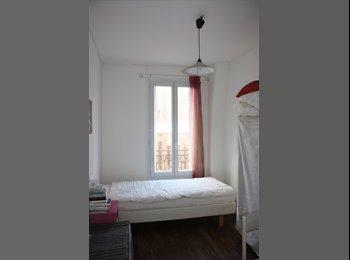 Appartager FR - Jolie chambre meublée Paris 20eme - 20ème Arrondissement, Paris - Ile De France - €550
