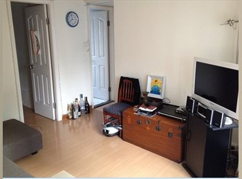 Wan Chai Penthouse Apartment Room