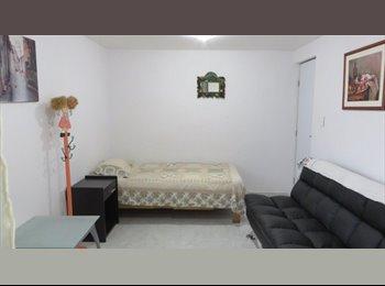 CompartoDepa MX - Rento departamento amueblado en el norte del DF para 2 ó 3 personas - Gustavo A. Madero, DF - MX$7900