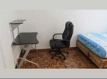 CompartoDepa MX - Habitación cómoda y con excelente ubicación - Cuauhtémoc, DF - MX$5900