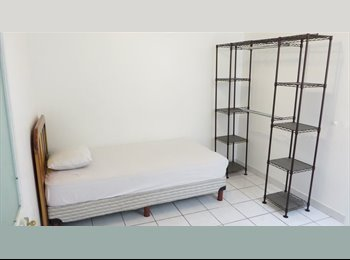 CompartoDepa MX - Habitación individual con baño privado en Roma Sur - Cuauhtémoc, DF - MX$5900
