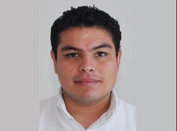 CompartoDepa MX - Ricardo - 30 - Ensenada