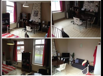 EasyKamer NL - Spacious, clear room available at Sint Antioniusla - Centrum, Maastricht - €393