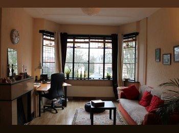 EasyKamer NL - Furnished room in a perfect district - Kralingen-Oost, Rotterdam - €570