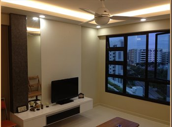 New HDB with new room for rent