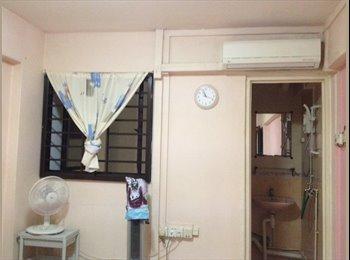 Master room at AMK opposite MRT