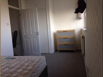 Double bedroom Hammersmith