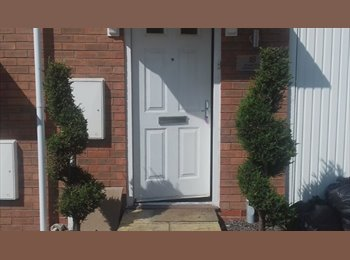 EasyRoommate UK - SINGLE (COMPACT) ROOM AVAILABLE IMMEDIATELY - Tile Hill, Coventry - £345