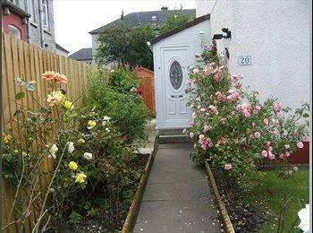 EasyRoommate UK - Room for Rent short or long let - Springburn, Glasgow - £280