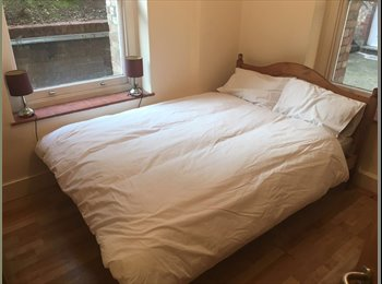 Enormous double room 100m from Hammersmith Tube