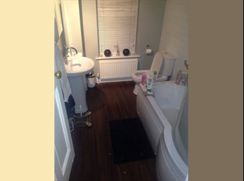 EasyRoommate UK - DOUBLE ROOM AVAILABLE IN HOMELY HARBORNE HOUSE - Harborne, Birmingham - £450