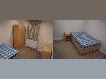 EasyRoommate UK - Rooms close to town/Royal Berks Hospital / Oracle - Reading, Reading - £400