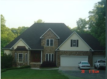 EasyRoommate US - Large home with 2 rooms available - Greensboro, Greensboro - $550