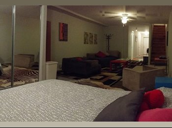 $1050 large room to rent all furnish