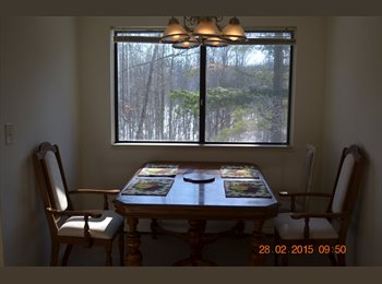 looking for a roommate to share 3 bdrm townhouse