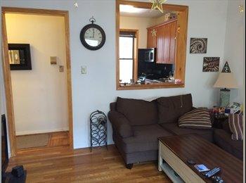 Room Avail Jun. 1 Beautiful Park Slope Apartment