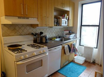 APRIL 1st Move in for PARK SLOPE APARTMENT