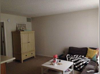 EasyRoommate US - One Bedroom/One Bathroom Lease Takeover - Greensboro, Greensboro - $550
