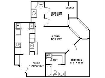 EasyRoommate US - Looking for Roommate in 2/2 Downtown Orlando!!! - Orlando - Orange County, Orlando Area - $675