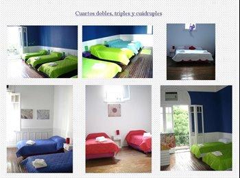 CompartoDepto AR - RESIIDENCIA BUENOS AIRES - Balvanera, Capital Federal - AR$ 1.900 por mes