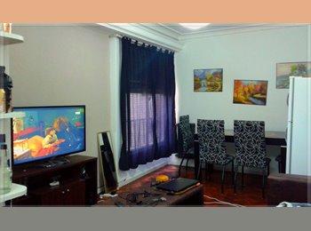 CompartoDepto AR - COMPARTO DEPARTAMENTO CON ESTUDIANTE 2100 - Balvanera, Capital Federal - AR$ 2.100 por mes