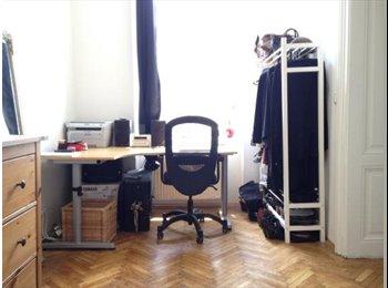 EasyWG AT - Freies WG-Zimmer in Wien ab Juni - bei Interesse b - Wien 20. Bezirk (Brigittenau), Wien - 435 € pm