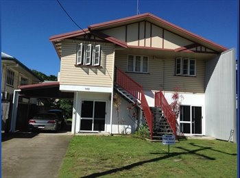 EasyRoommate AU - Room For Rent in Sharehouse - Bungalow, Cairns - $150 pw