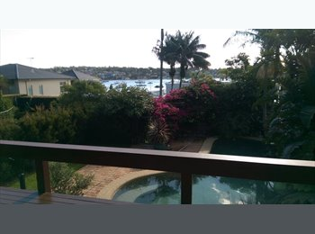 EasyRoommate AU - Beach front house to share with one - Cronulla, Sydney - $350 pw