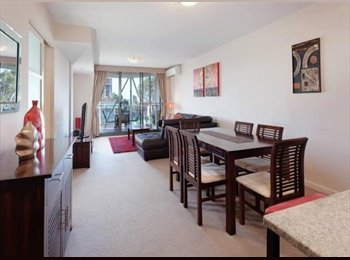 EasyRoommate AU - Luxury Double Room With Own Bathroom Available  - Perth, Perth - $400 pw