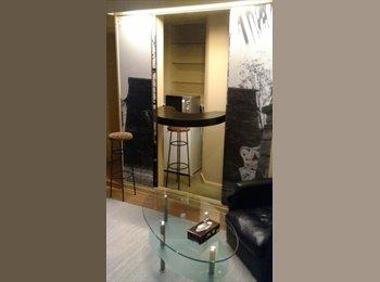 Studio spacieux et  très illuminé