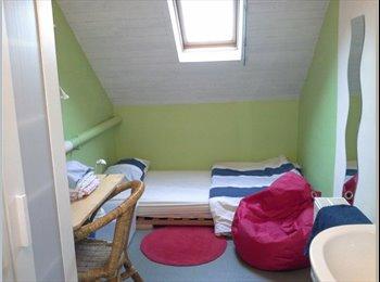 Petite chambre sympa pour courtes périodes