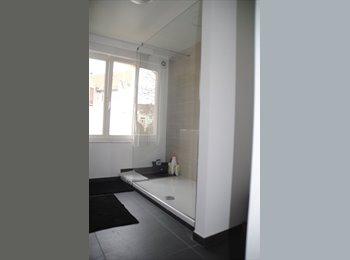 2 chambres meublées dans une maison bruxelloise