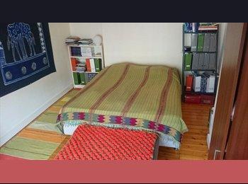 Appartager BE - Duplex Etterbeek 2 chambres + jardin - Etterbeek, Bruxelles-Brussel - 1.150 € / Mois
