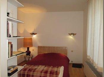 Appartager BE - Grande chambre dans appartement super confortable - le Quartier Européen (Léopold, Schuman), Bruxelles-Brussel - 560 € / Mois