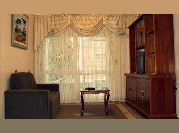 EasyQuarto BR - Alugo quarto em apartamento mobiliado próx. à UCS. - Caxias do Sul, Serra Gaúcha - R$ 400 Por mês