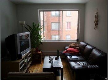 EasyRoommate CA - Recherche colocataires pour le 1er juillet! - Côte-des-Neiges - Notre-Dame-de-Grâce, Montréal - $320 pcm