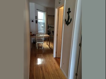 EasyRoommate CA - Really big furnished apartment in the Plateau - Le Plateau-Mont-Royal, Montréal - $500 pcm