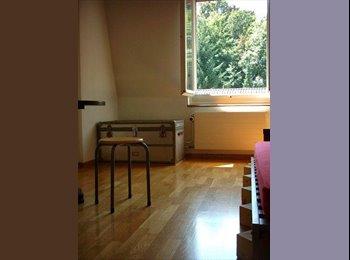 WG in renoviertem Altbau - меблированная комната