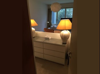 EasyWG CH - Colocation chambre double à Genève - Champel, Genève / Genf - 1000 CHF / Mois