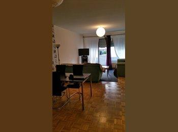 EasyWG CH - chambre á louer - Saint-Jean - Charmilles, Genève / Genf - 950 CHF / Mois
