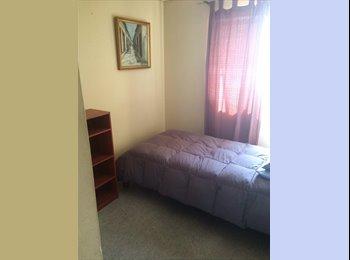 CompartoDepto CL - habitación amoblada y con gastos incluidos - Santiago Centro, Santiago de Chile - CH$ 0 por mes