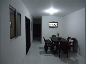 CompartoApto CO - Arriendo habitacion en santa ana - Santa Marta, Santa Marta - COP$0 por mes