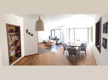 Apartamento espacioso en ubicación perfecta!