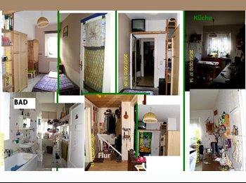 EasyWG DE - kl.Zimmer im Kietz, momentan frei, - Weiensee, Berlin - 280 € pm