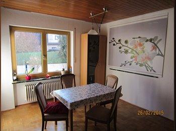 EasyWG DE - Suche Mitbewohnerin für Frauen-WG - Ingolstadt, Ingolstadt - 220 € pm