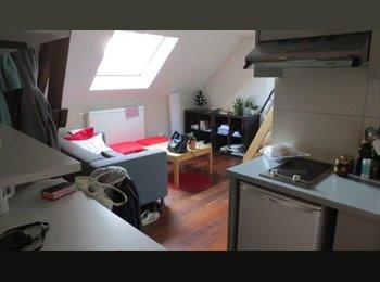 Prachtige Duplex Studio in Centrum Leuven