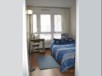 F2,60m2,Renové,Meublé,Balcon,Tout Confort,,Paris13